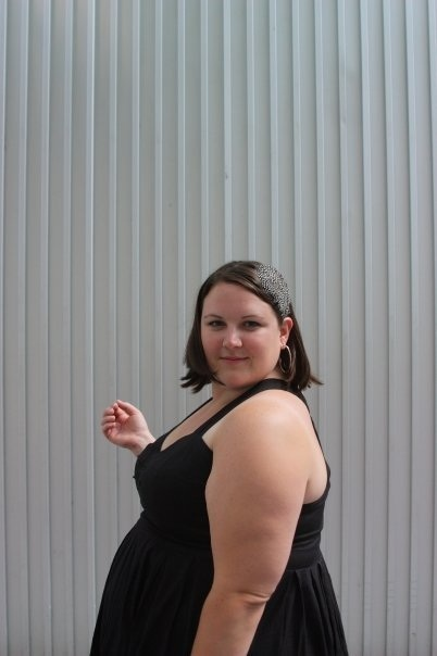 Me at 275 pounds — still stylin'!