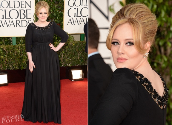 adele-in-burberry-golden-globes-2013