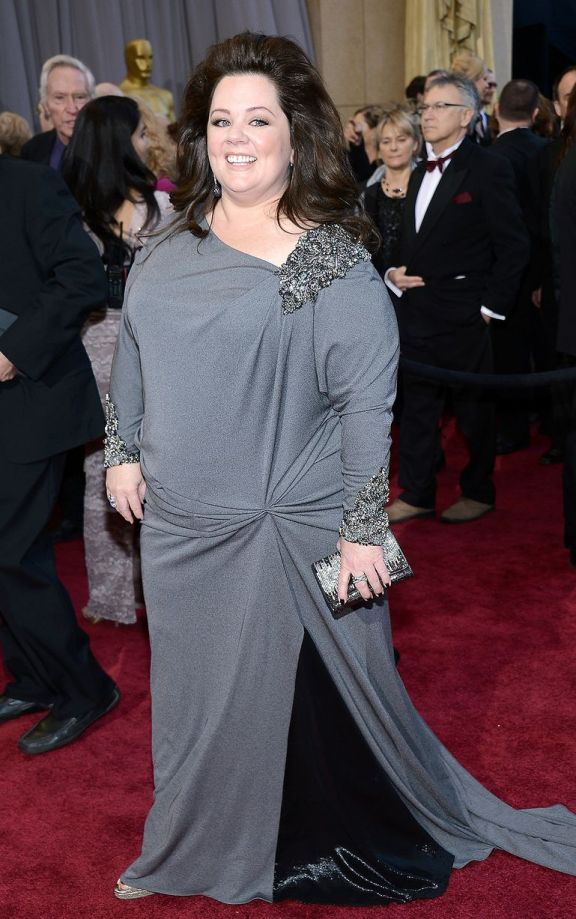 Melissa+McCarthy+arrives+at+the+Oscars+at+Hollywood+&+Highland+Center+on+February+24,+2013