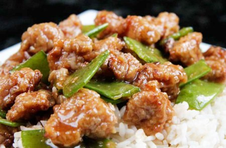 General Tso's Chicken from Carlsbad Cravings/eMeals